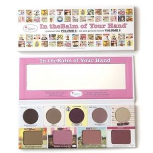 TheBalm In The Balm Of Your Hand Vol 2 Palette